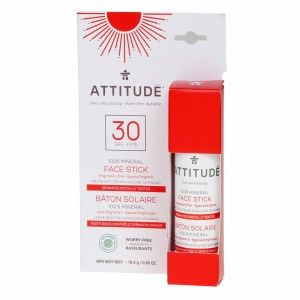 Attitude Gezichtsstick SPF 30