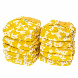 Voordeelpakket Totsbots Bamboozle Stretch Giggleraff maat 2 (10 stuks)