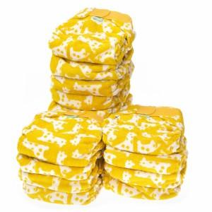 Voordeelpakket Totsbots Bamboozle Stretch Giggleraff maat 2 (20 stuks)