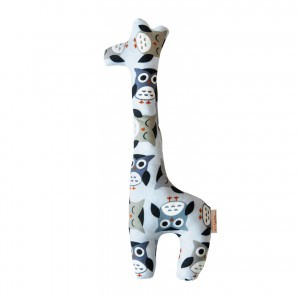 Trixie Giraf knuffel Uil