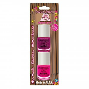 Piggy Paint Nagellak Glamour Girl & LOL (2 stuks)