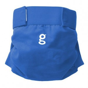 gDiapers Globetrotter Blue gPants