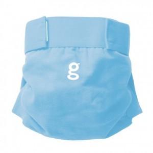 gDiapers Gigabye Blue gPants Medium (5-13 kg)