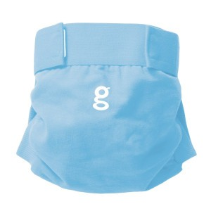 gDiapers Gigabye Blue gPants Small (3-7 kg)
