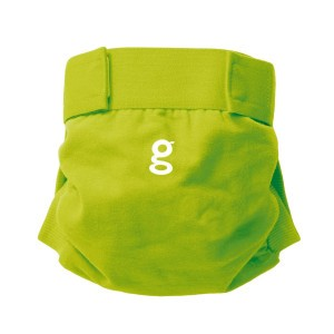 gDiapers Guppy Green gPants Small (3-7 kg)