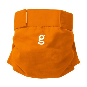 gDiapers Great Orange gPants