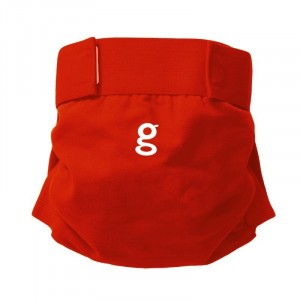gDiapers Good Fortune Red gPants Large (11-16 kg)