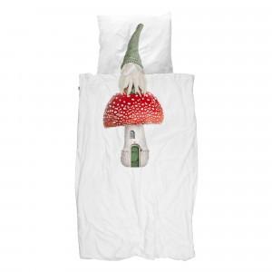 Snurk Beddengoed Gnome Homeboy 140 x 200/220 cm