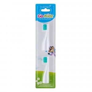 Brush Baby Go-Kidz Tandenborstelkopjes Refill +3 jaar