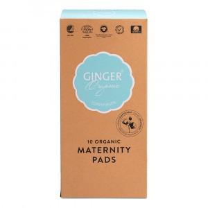 Ginger Organic Kraamverband (10 stuks)