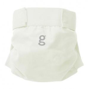 gDiapers Gauze White gPants