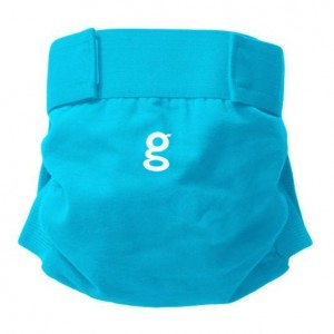 gDiapers Go Fish Blue gPants