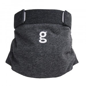 gDiapers Grey Heather gPants
