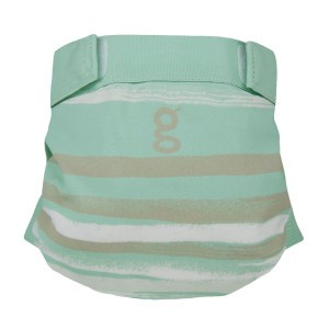 gDiapers I Love the Sea Blauw