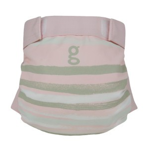 gDiapers I Love the Sea Roze