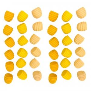 Grapat Mandala houten honingraten
