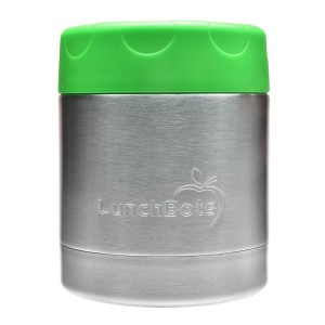 LunchBots Insulated Food Container (235ml) Groen