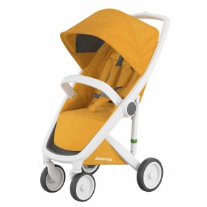 Greentom Kinderwagen Classic Wit/Honey (Limited Collection)