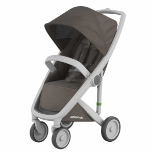 Greentom Kinderwagen Classic Grijs/Charcoal (Limited Collection)