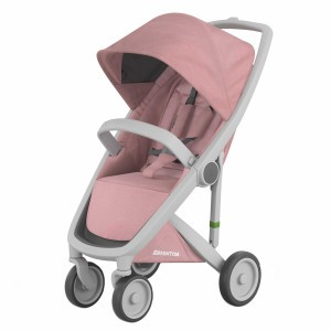 Greentom Kinderwagen Classic Grijs/Rose (Limited Collection)