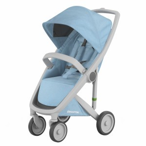 Greentom Kinderwagen Classic Grijs/Sky (Limited Collection)