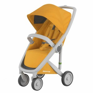 Greentom Kinderwagen Classic Grijs/Honey (Limited Collection)