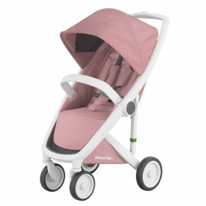 Greentom Kinderwagen Classic Wit/Rose (Limited Collection)