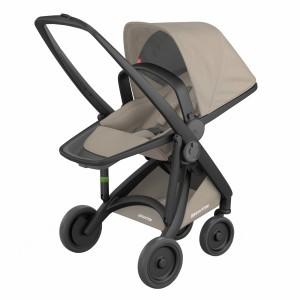 Greentom Kinderwagen Reversible Zwart/Sand