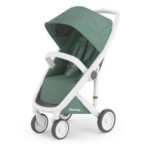 Greentom Kinderwagen Classic Sage/Wit