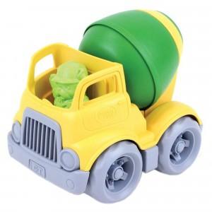Green Toys Betonwagen Groen