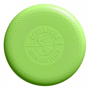 Green Toys Ecosaucer Frisbee