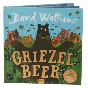 Clavis Leesboekje Griezelbeer