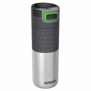 Kambukka Thermische Drinkfles ETNA 500 ml Stainless Steel GRIP
