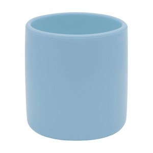 We Might Be Tiny Grip Cup Powder Blue