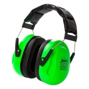 Jippie's Gehoorbescherming groen XL