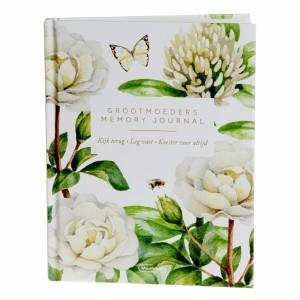 Standaard Uitgeverij Grootmoeders Memory Journal