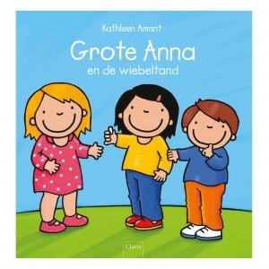 Clavis Leesboekje Grote Anna en de wiebeltand