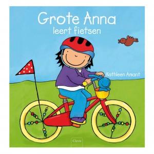 Clavis Leesboekje Grote Anna leert fietsen