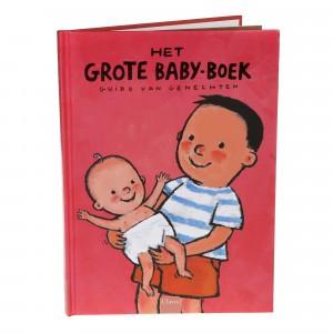 Clavis Leesboekje Het grote baby-boek