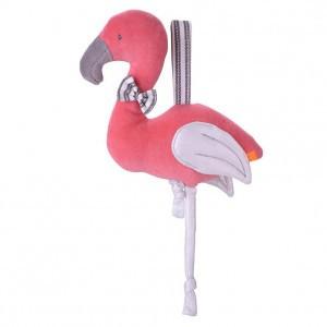 Kikadu Muziekmobiel Flamingo