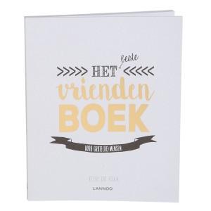 Lannoo Het Beste Vriendenboek, voor grote(re) mensen