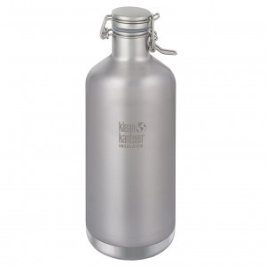 Klean Kanteen fles Growler RVS (1900 ml)