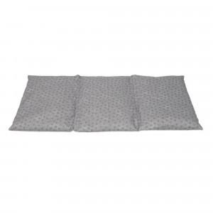 Grünspecht Kersenpitkussen Cocotte Grey (3 doorgestikte kamers)
