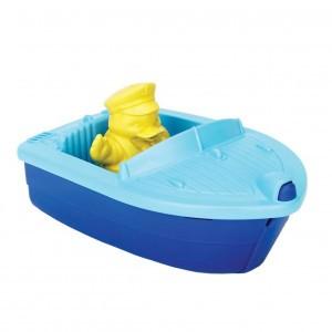 Green Toys Sloep Blauw