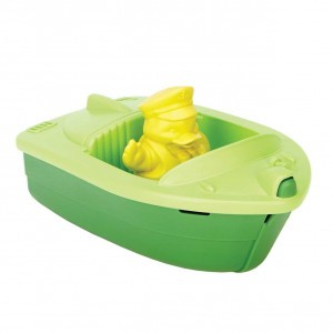 Green Toys Speed Boot Groen