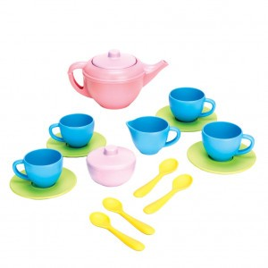 Green Toys Theeservies Roze