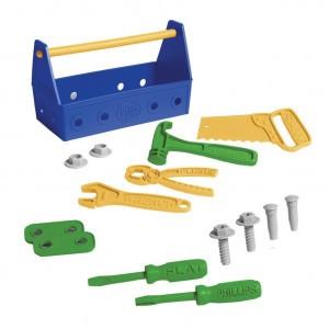 Green Toys Gereedschapsset Blauw