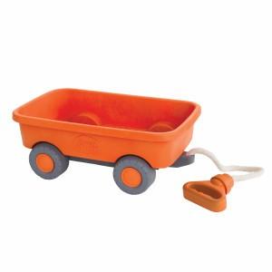 Green Toys Wagon Oranje