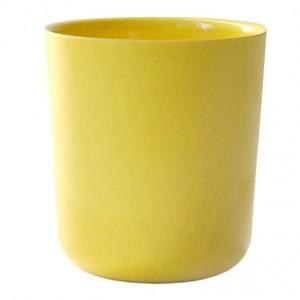 Ekobo Beker Medium Geel