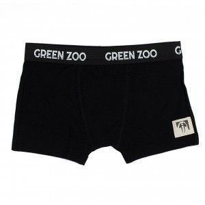 Green Zoo Boxer Short Adam Zwart Bamboo